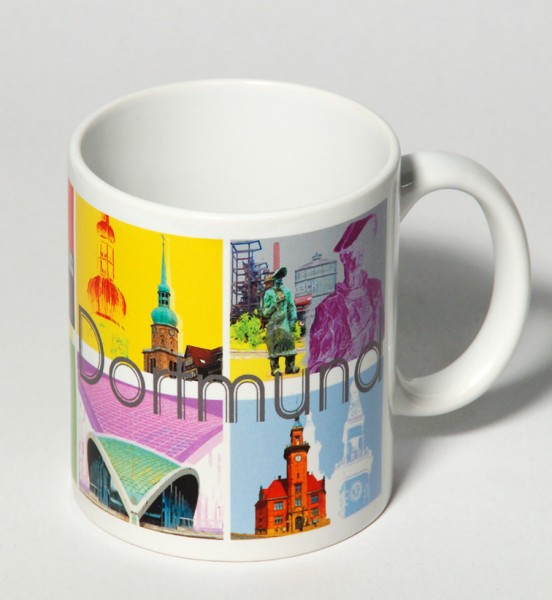 Tasse - Dortmund - Wahrzeichen