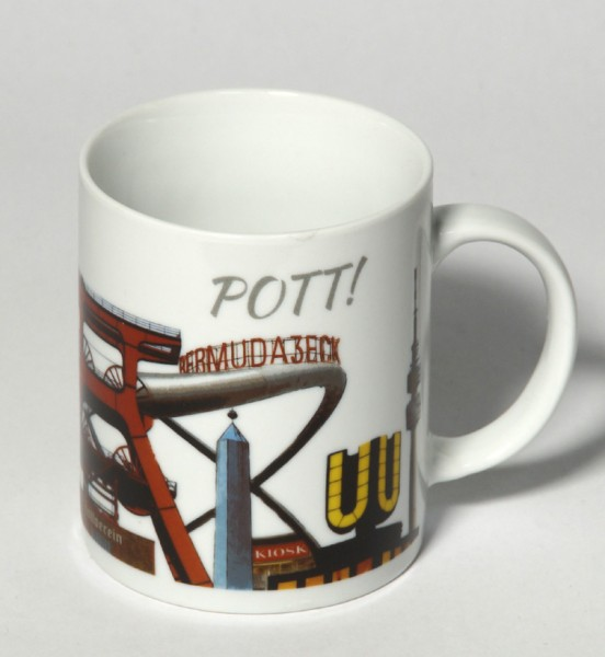 Tasse - Röttgers - Ich mag Dich Pott
