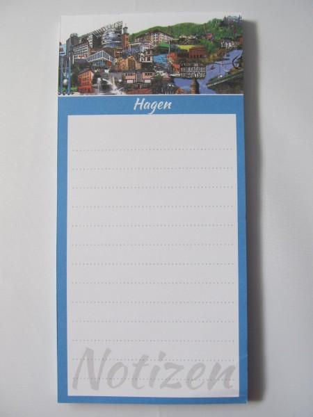 Notizblock - Hagen