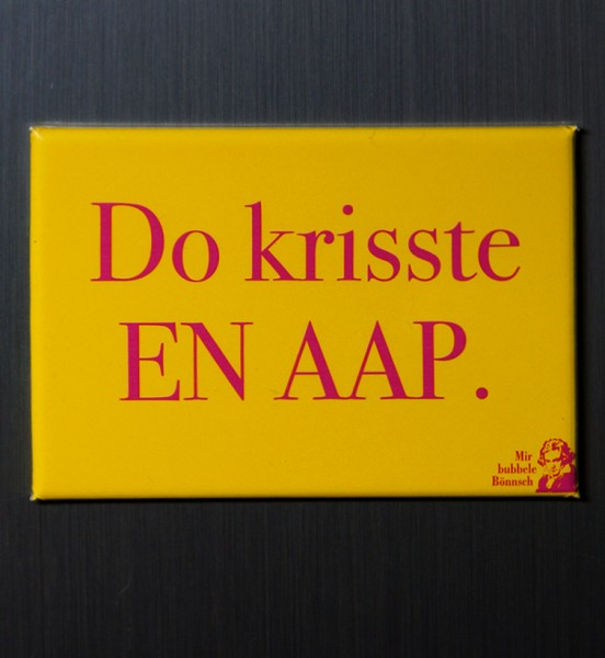 Magnet - Do krisse en Aap