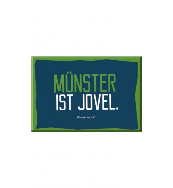 Magnet - Münster ist jovel.