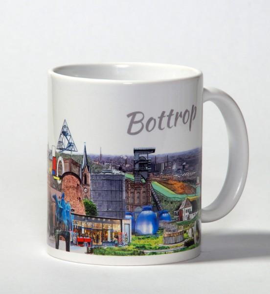 Tasse - Röttgers -Panorama Bottrop