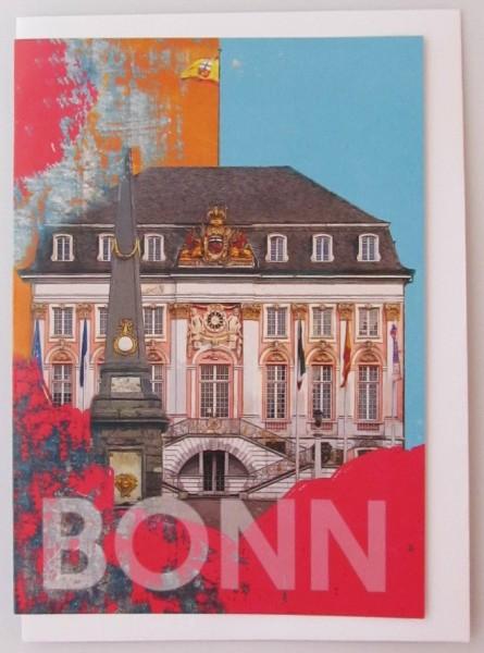 Grußkarte - Röttgers - Bonn