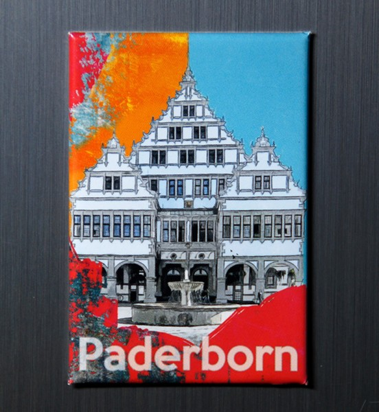 Magnet - Röttgers - Paderborn Rathaus