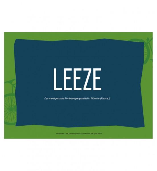 Postkarte - Leeze