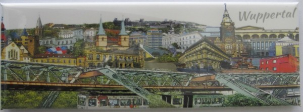 Magnet - Röttgers - Panorama - Wuppertal