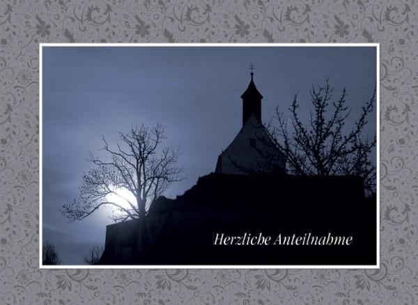 Herzliche Anteilnahme – Wurmlinger Kapelle
