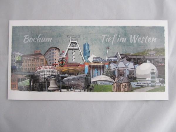 Postkarte- Bochum