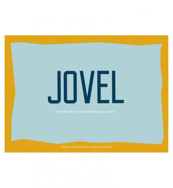 Postkarte - Jovel
