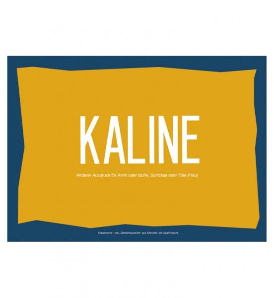 Postkarte - Kaline