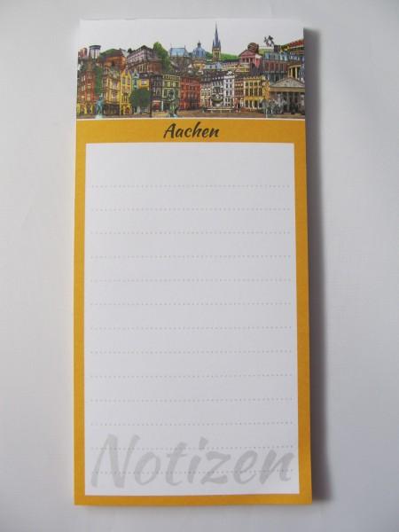 Notizblock - Aachen