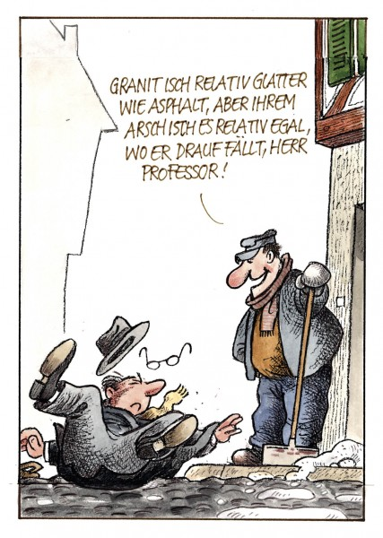 Postkarte - Ed. Sepp Buchegger - Granit isch relativ glatter ...