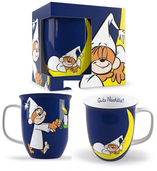 """Kaffeebecher """"Guats Nächtle"""""""