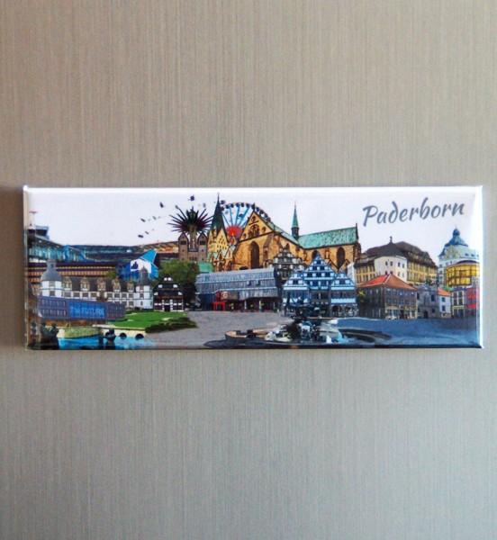 Magnet - Röttgers - Panorama Paderborn