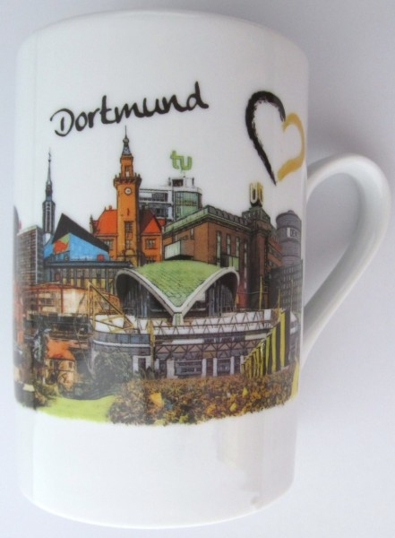 Tasse - Dortmund