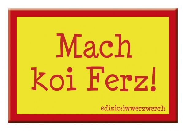Magnedle - Mach koi Ferz!