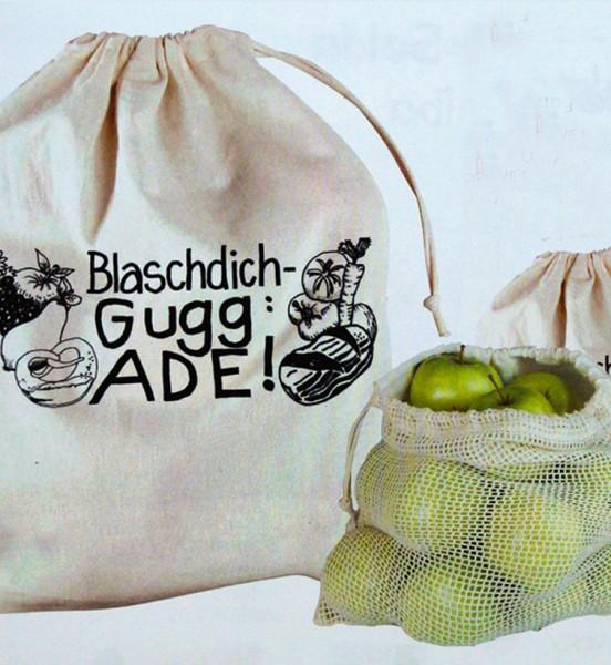 Schwäbischer Obstbeutel -