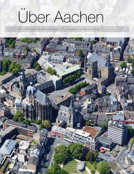 Buch - Über Aachen - Luftbildband von Marcel Emonds