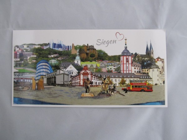 Postkarte- Siegen