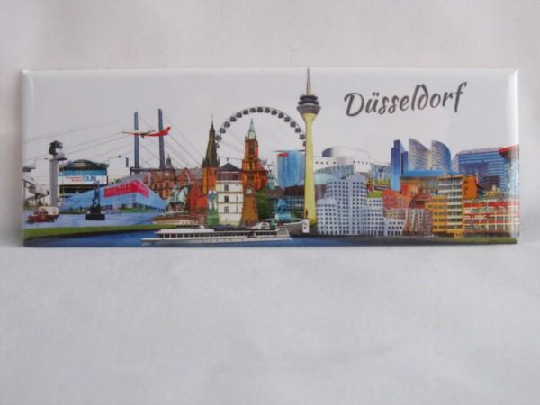 Magnet - Röttgers - Panorama Düsseldorf