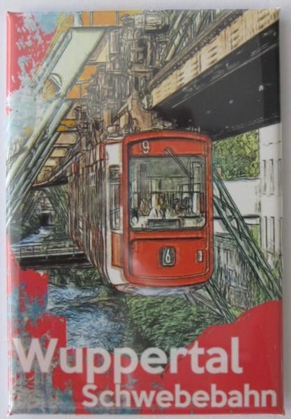 Magnet - Wuppertal - Schwebebahn
